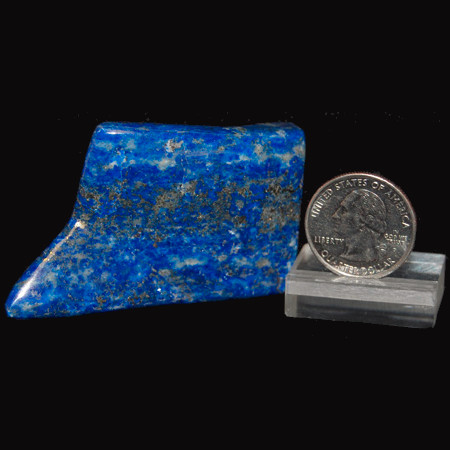Lapis Polished Free form 1002