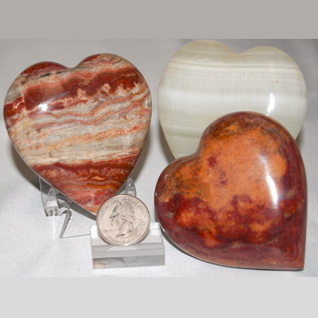 Pakistani Onyx Heart 1031