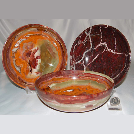 Pakistani Onyx Bowl 1067