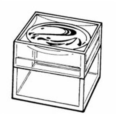 Box, Magnifying 1079