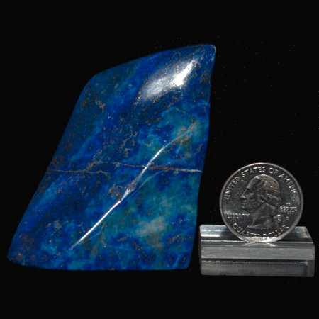 Lapis Polished Free form 1119