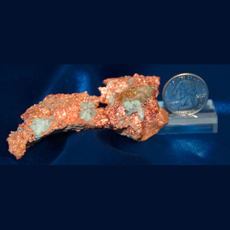 Native Copper Specimen 1122